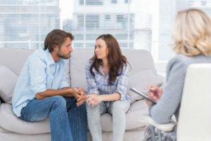 کمک به زن و شوهر از طریق زوج درمانی