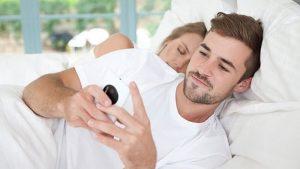 عدم برقراری ارتباط با همسر